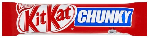 Nestle Kit Kat Chunky Chocolate Bar 48 g (Pack of 48)