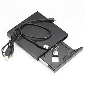 USB External CD-ROM Drive for Apple MacBook Pro 13-inch 17-inch Late 2006 MA090LL MA609LL MA610LL