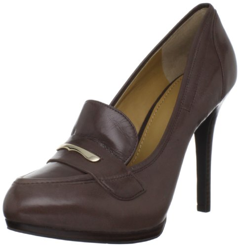 Nine West Women's Dancindark Platform Pump