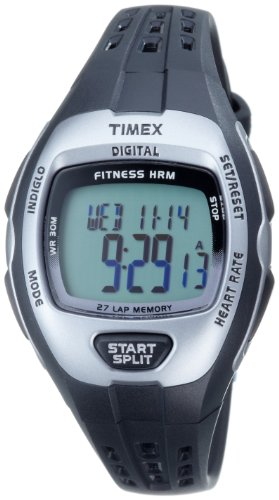 Cheap TIMEX Midsize Zone Trainer 27 Lap HRM (Advanced T5H881)