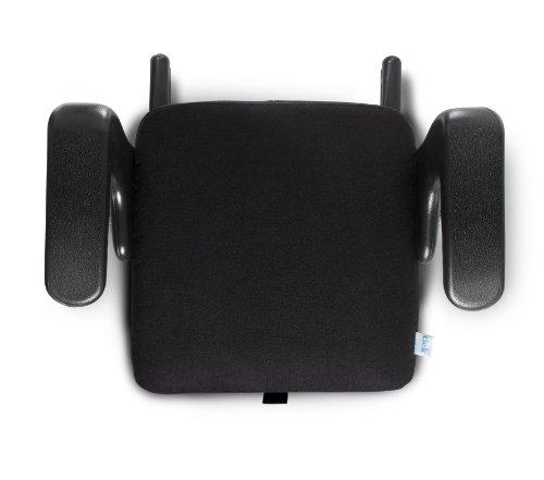 Clek Olli Booster Car Seat, Jet front-13892