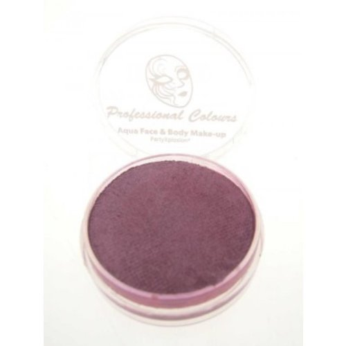 AQUA - Schminke metallic antique pink ( metallic antikes pink ) 10g