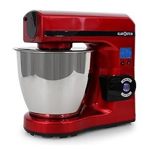 Braun Epilatore Prezzi Klarstein Grande Rossa Robot Da Cucina Multifunzione Mixer Impastatrice Planetaria Tritacarne 1200 Watt Acciaio Inox 7 Litri Rossa Miglior Prezzo