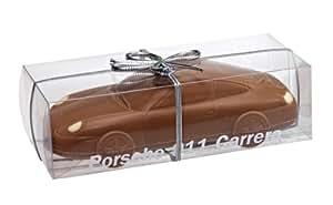 Porsche 911 Carrera 125 g Edelvollmilch Schokolade