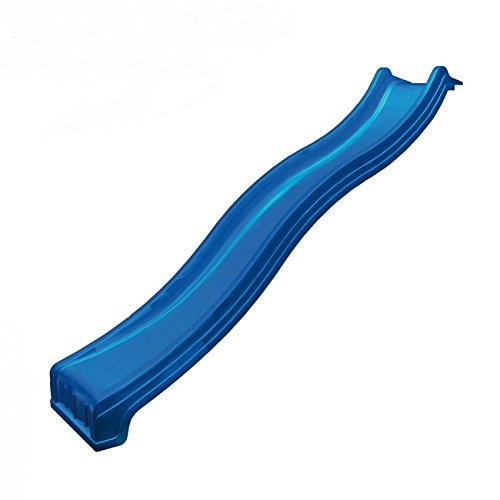 Rutsche - Länge 2,40 m - Farbe: Blau