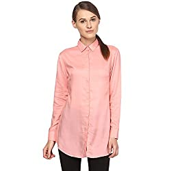 Annapoliss Women's Shirts (ANWH09_Pink_X-Small)
