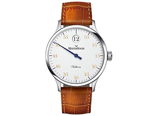 MeisterSinger reloj hombre automática Salthora SH901G