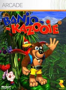 Banjo-Kazooie [Online Game Code]