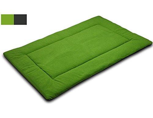 ZackX-Dog-Crate-MatComfort-Cage-Bed-PadWashable-Nap-Bed-for-IndoorOutdoorTravelCarXSSMLXL