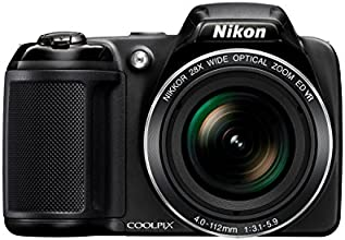 Nikon Coolpix L340 ( 20.48 MP,28 x Optical Zoom,3 -inch LCD )