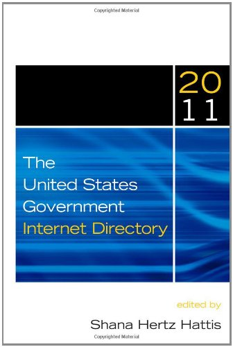 The United States Government Internet Directory 2011