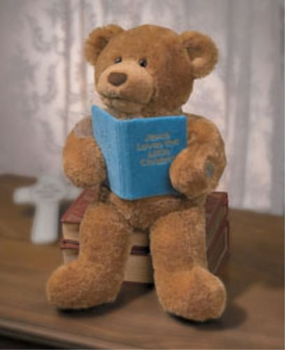 "Religious Storytime Bear 10"" By Gund back-831077"