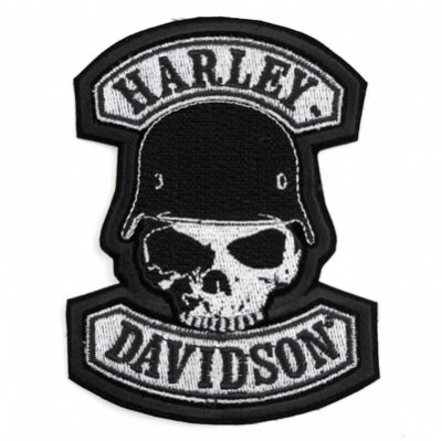 Spike Patch - Harley-Davidson