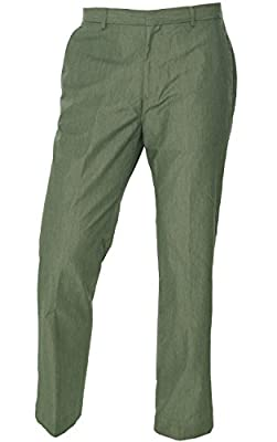 Calvin Klein Men's High Low End On End Pant