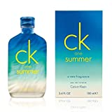Cälvin Klêin C-k One Summer Cologne for Men Eau De Toilette 3.4 fl.oz 2015 Edition