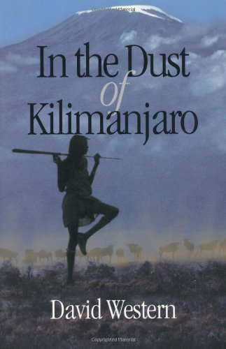 In The Dust Of Kilimanjaro (Shearwater Book)