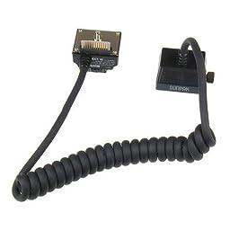 Sunpak EXT-10 Dedicated Remote Cord for 444D DX-8/12R,120J-TTL
