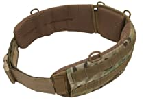 Tactical Tailor Fight Light Battle Belt, MultiCam, Small/Medium