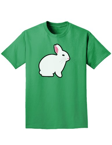 Cute Bunny Rabbit Easter Adult Dark T-Shirt