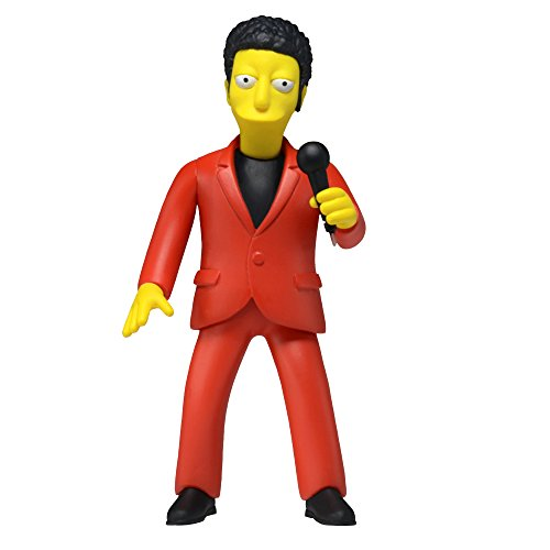 "NECA Simpsons 25th Anniversary Series 4 Tom Jones 5"" Celebrity Action Figure"