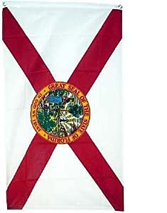 2x3 Florida State Flag - - - - FL - - US USA American Flags