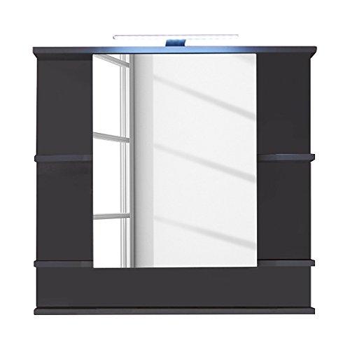 Trendteam tt40321 badspiegelschrank bxhxt 72x76x20 cm in - Amazon spiegelschrank ...