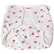 Farlin Baby Extra Large Size Diaper Pants (Pink)