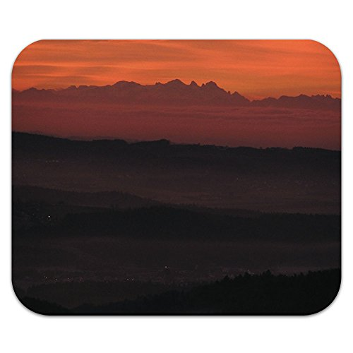 sunrise-bayer-forest-danube-valley-mouse-pad-mousepad