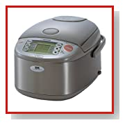 Zojirushi NP-HBC 10 5 1/2 Cup Rice Cooker