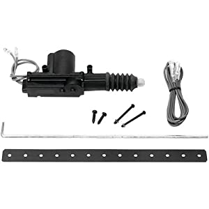 Install Essentials 524T 2 Wire Standard Door Lock Actuator Kit