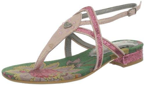 Lollipops  Osiris Flat Sandal,  Sandali donna, Rosa (Pink (pink)), 38