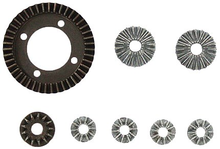 Redcat Racing Diff. Ring Gear and Spider Gear