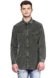 Code 61 Denim Slim Fit Shirts