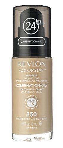 Revlon 49910 Colorstay Makeup Combination Oily Skin Fondotinta - 30 ml