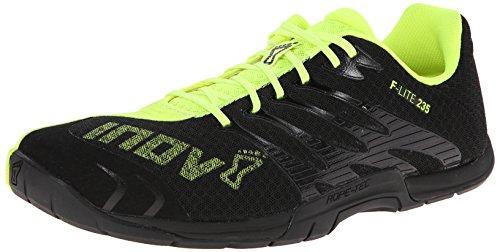 Inov-8 Men's F-Lite™ 235 Cross-Training Shoe,Black/Yellow,11 M US