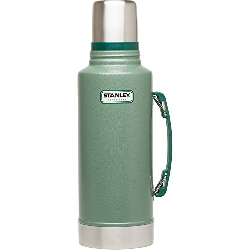Stanley Classic Vacuum Bottle 2QT Hammertone Green (Thermos Bottle Stanley compare prices)