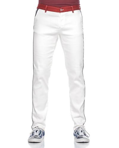 Love Moschino Pantalone [Bianco]
