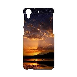 BLUEDIO Designer Printed Back case cover for HTC Desire 626 - G3720