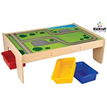 Activity Table with Three Bins by KidKraft