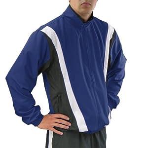 Adidas Adistar Warmup Jacket - Navy -YL