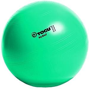 TOGU Gymnastikball My-Ball 45 cm Türkis