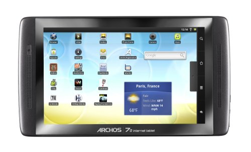 ARCHOS 70 8 GB Internet Tablet