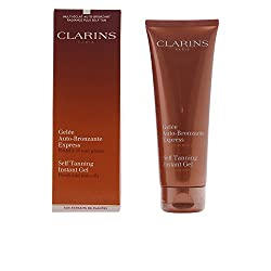 Clarins Self Tanning Instant Gel 4.5-Ounce Box