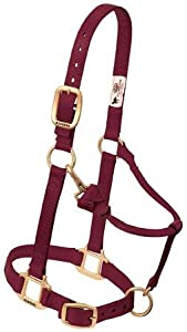 NYLON HALTER - YEARLING SIZE