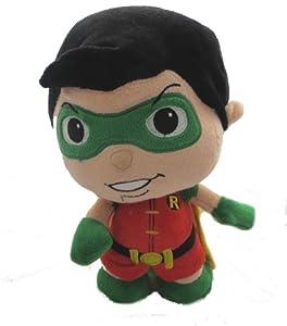 "DC Comics Little Mates 10"" Plush Robin The Boy Wonder"