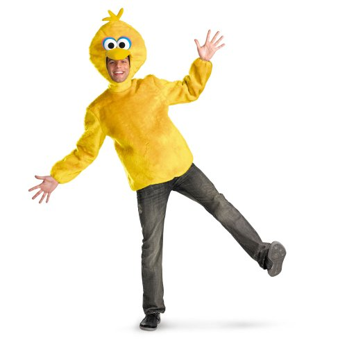 Big Bird Adult Sesame Street Costume 50631