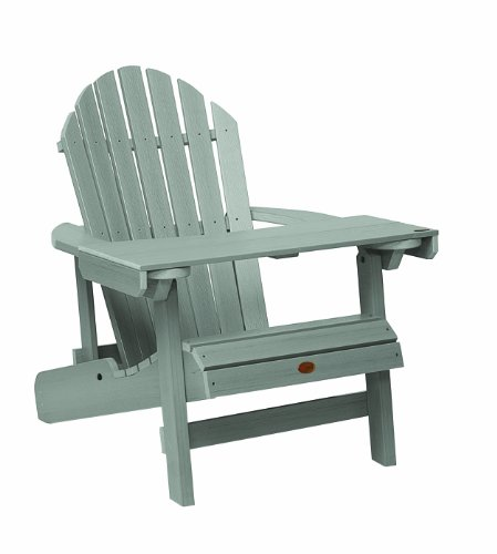 Highwood Adirondack Laptop/Reading Table, Coastal
