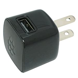 Blackberry USB AC Charger Adapter Power Plug for Blackberry Torch 9800 Bold 9700 Style 9670 Bold 9650 Tour 9630 Storm2 9550 9520 Storm 9500 9530