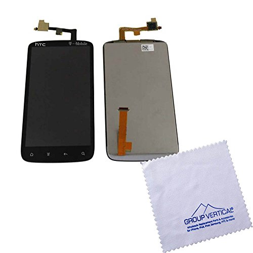 Replacemet Full Lcd Display+Touch Screen Digitizer Assembly For Htc T-Mobile Sensation 4G