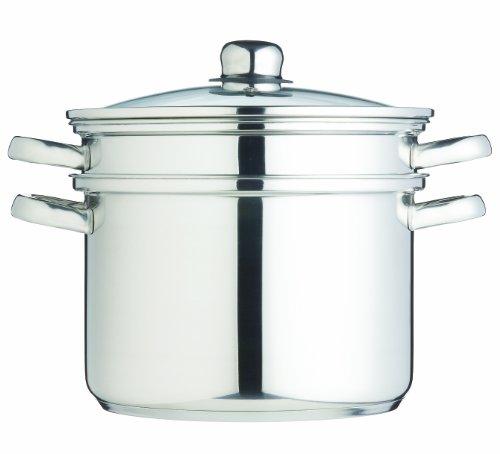 Kitchen craft clearview olla con accesorios para cocinar - Olla para cocinar ...